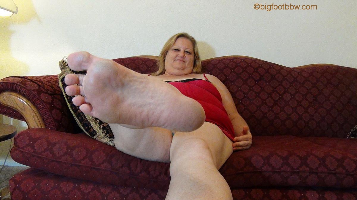 Big Foot Bbw 101
